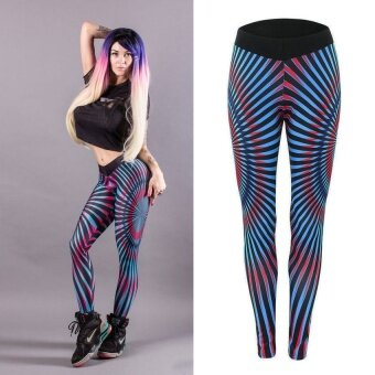 Harga Women Sports Trouser Yoga Mesh Workout Gym Leggings Fitness Athletic Pants
