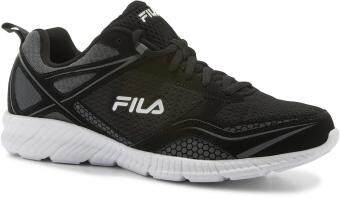 Harga Fila Men's Speedway Athletic Sneakers, Black Textile, Synthetic, 9.5 M