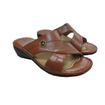 Harga BELLI COMFORT SHOES HS57017A CAMEL