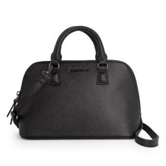 Harga MANGO Saffiano Effect Bag (Black)