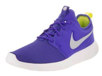 Harga Nike Men's Roshe Two Paramount Blue/Wolf Grey Running Shoe 10.5 Men US