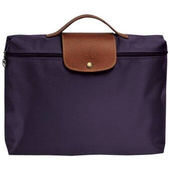 Harga Longchamp Le Pliage Document Bag - Bilberry