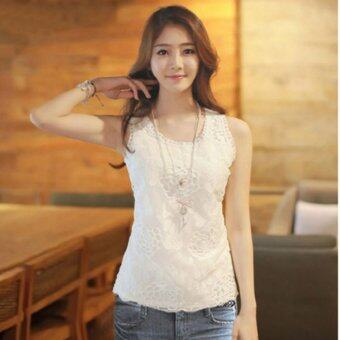 Harga JYS Fashion Lace Camisole Tops