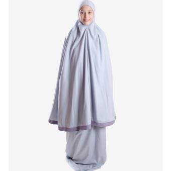 Harga Siti Khadijah TPO_The Prayer Outfit 4.0 (Grey)