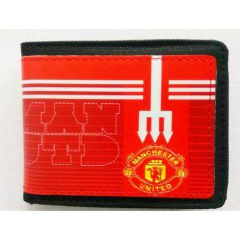 Harga Manchester United F.C (Red) Wallet