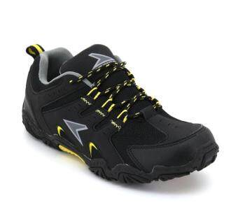 Harga Power Mens athletic hiking shoes 8426499 - (Black)