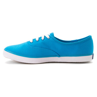 Harga Keds Women WF52432 CH Seasonal Solid Sneakers Vivid Blue