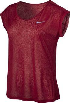 Harga Nike Women's Cool Running Top (Red)