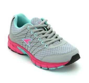 Harga Power Ladies athletic running shoes 5422498 - (Grey)