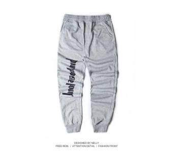 Harga Valco Trading World Fashion Purpose Tour Jogger Pants 2BBHYHCK0002XX Grey