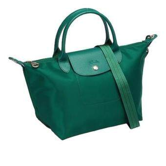 Harga Longchamp Le Pliage Neo 1515 Medium (Emerald) 100% authentic guarantee