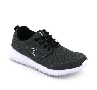 Harga Power Children Atheletic running shoes 4426509 - (Black)
