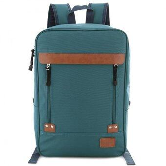 Harga Realeos Unique K2 Business Laptop Bag Backpack (Ocean Green) - R268