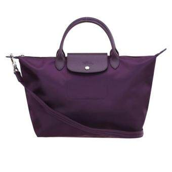 Harga Longchamp Le Pliage Neo 1512 Small (Purple)