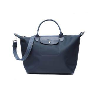 Harga Longchamp Le Pliage Neo 1512 Small (Grey)