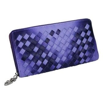 Harga SoKaNo Trendz Knitted Woman Clutches- Purple