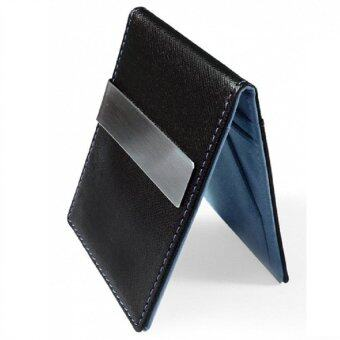 Harga Stable Slim Money Clip Wallet Type A Blue