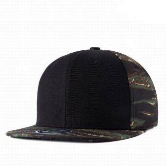 Harga Outdoor Sports Men Along The hip hop Hat Hip Hop Street Fashion Camo Baseball Cap Hat