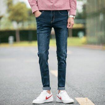 Harga Men's Cowboy Cut Slim Fit Jean