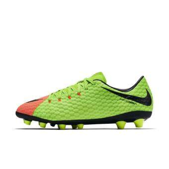 Harga NIKE MEN HYPERVENOM PHELON III AGPRO FOOTBALL SHOE ELECTRIC GREEN 852559-308 US7-11 02'