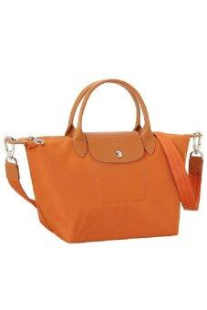 Harga Longchamp Le Pliage Neo Small - (Orange)
