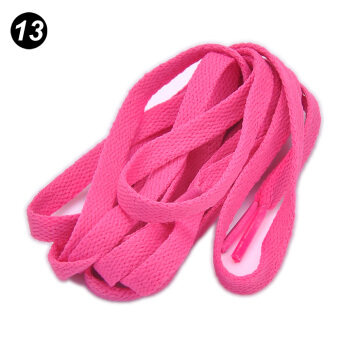 Harga Peach Pink Athletic Shoe Laces Shoelaces BOOTLACES strings for Sneakers boot