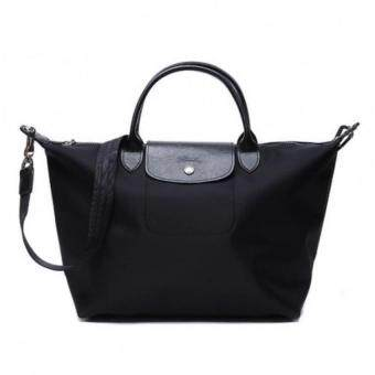 Harga Longchamp Le Pliage Neo 1512 Small (Black)