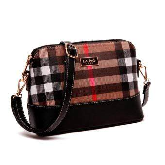 Harga LA POLO LA 20608 CROSS BODY BAG (BEIGE/BLACK)