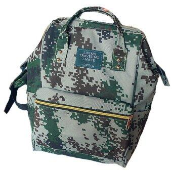 Harga Canvas Trapeze Backpack - Digital