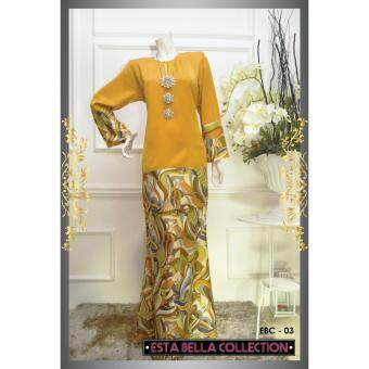 Harga Baju Kurung mini Esta Bella Collection