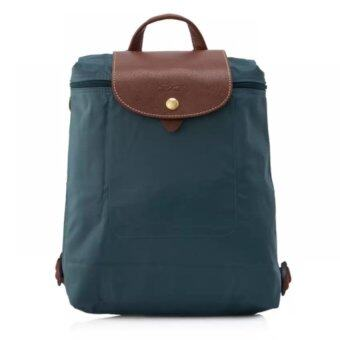 Harga Longchamp Le Pliage Backpack - Menthe