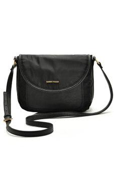 Harga Mango Touch Sling Bag Black