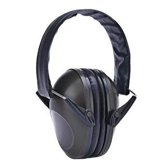 Harga Portable Outdoor Noise Reduction Ear Muffs Foldable Ear Defenders with Adjustable Headband for Adults Kids Shooting Labor Protection Tactics Reading Studying Operating Machinery Protect Hearing Army-green
