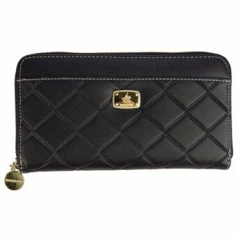 Harga 100% Original British Polo Summer Sale Wallet Black ( WP11609-01)