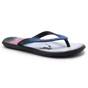 Harga Rider R1 Energy 10719 Men Flip Flop Black/Blue/White