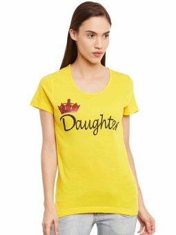 Harga Rider Republic Women's Yellow T-Shirt