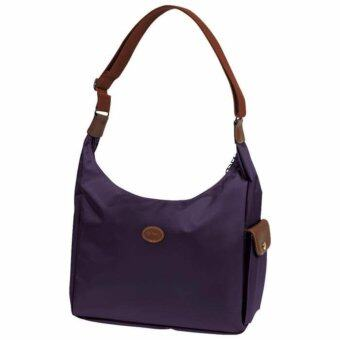Harga LONGCHAMP LE PLIAGE HOBO - BILBERRY