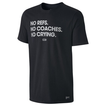 "Harga Nike Men's F.C ""No Refs"" Tees"