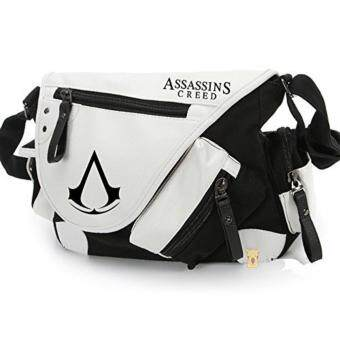 Harga Assassin's Creed Anime Backpack Collectible Video Game Movie Cosplay Bag