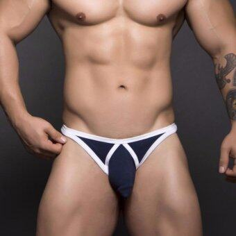 Harga Andrew Christian Apex Thong (navy)