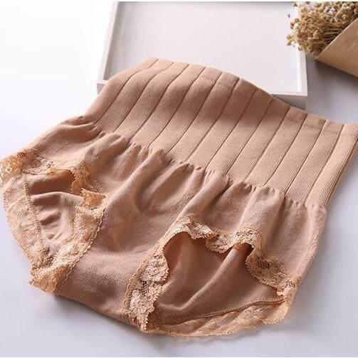 Japan MUNAFIE Slim Panty Light Nude