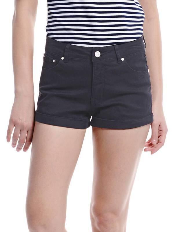 Jazz & Co Women Shorts ( Black)