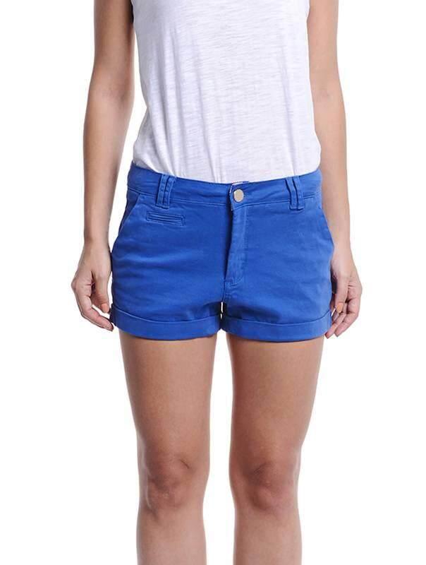 Jazz & Co Women Shorts ( Blue)