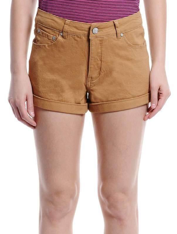 Jazz & Co Women Shorts ( Khaki )