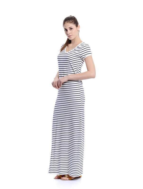 Jazz & Co Women navy maxi dress ( navy)