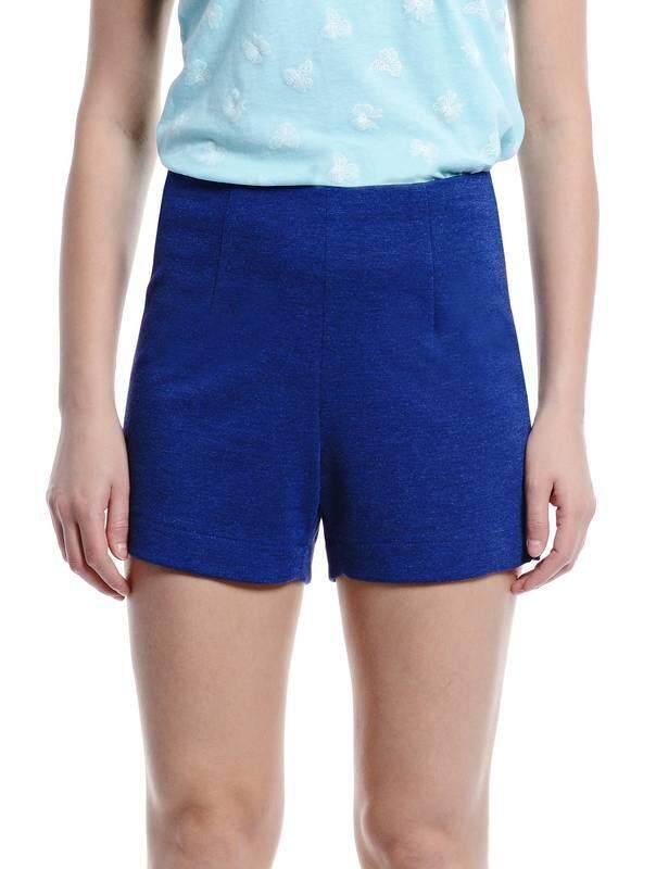 Jazz & Co Women Shorts ( Navy )