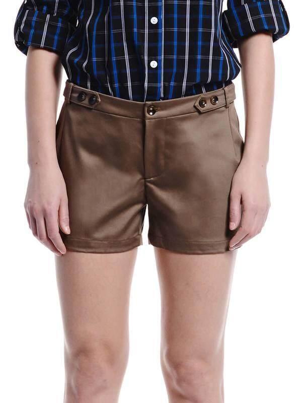 Jazz & Co Women Shorts ( Olive)