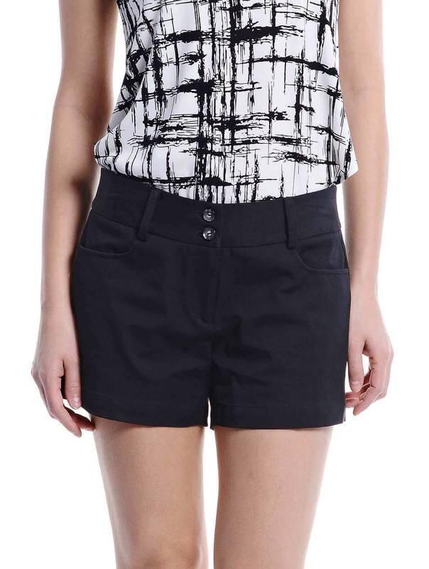 Jazz & Co Women Shorts ( Black )