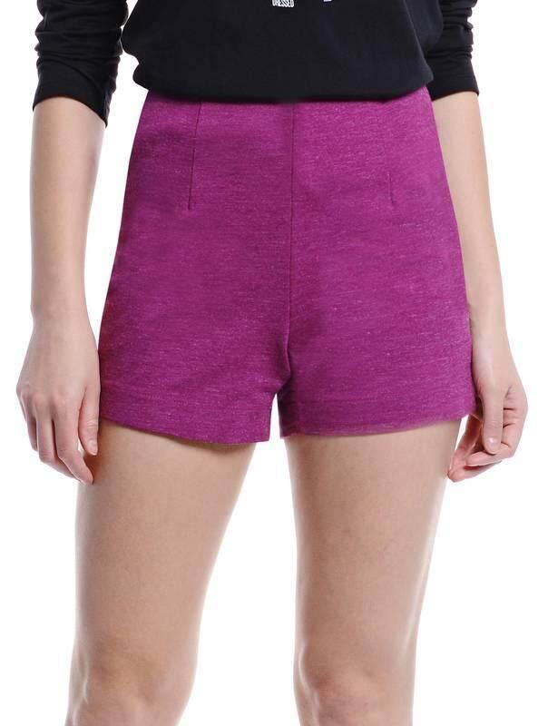 Jazz & Co Women Shorts ( Purple)
