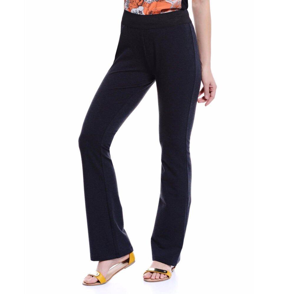 Jazz & Co Women Slim Bell Pants ( Black)